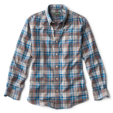Wrinkle-Free Stretch Long-Sleeved Shirt -