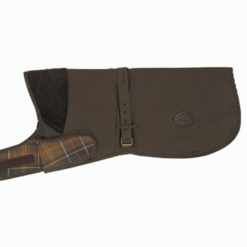 Barbour® Waxed-Cotton Dog Jacket -  image number 1