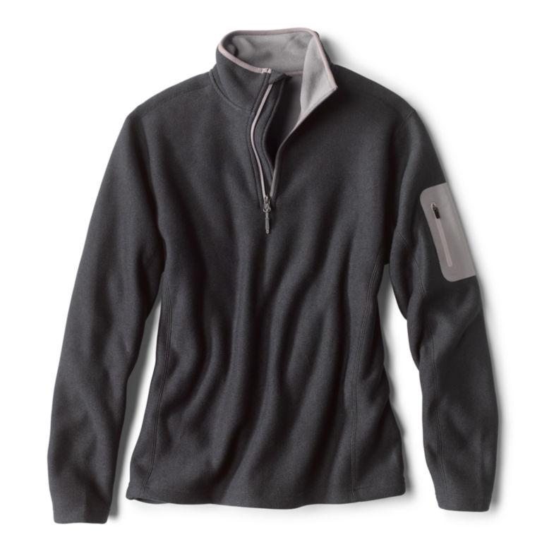 Sweater Fleece Quarter-Zip -  image number 0