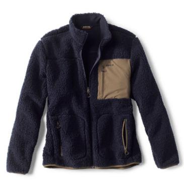 Sherpa Fleece Jacket -