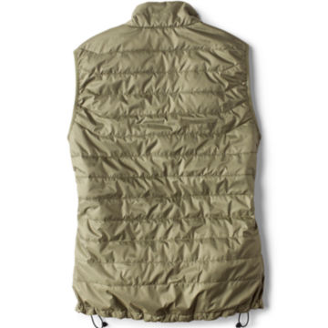 Recycled Drift Vest - MOSS GREEN image number 1
