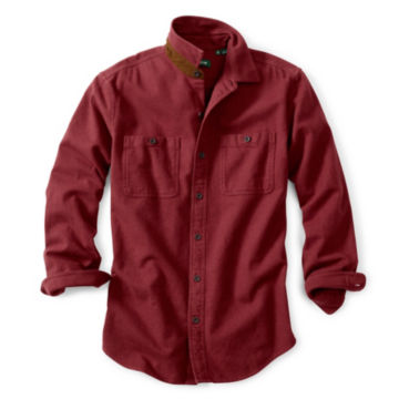 The Perfect Flannel Solid Shirt -  image number 0