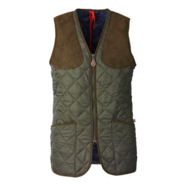 Women's Quilted Shooting Vest -