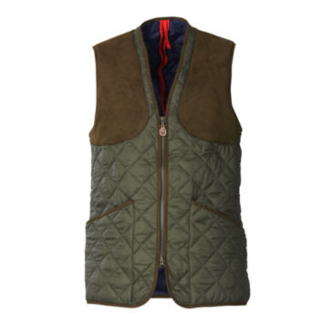 Laksen Quilted Shooting Vest -