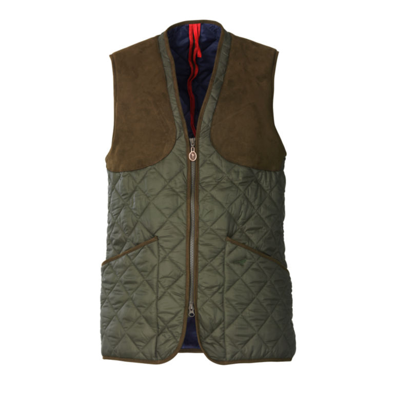 Laksen Quilted Shooting Vest -  image number 0