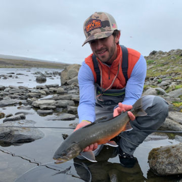 Orvis Week in Iceland with Fish Partner -  image number 4
