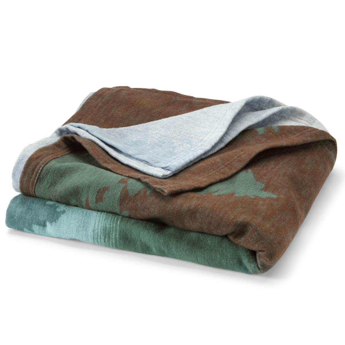 Organic Cotton Mountain Throw - image number 0