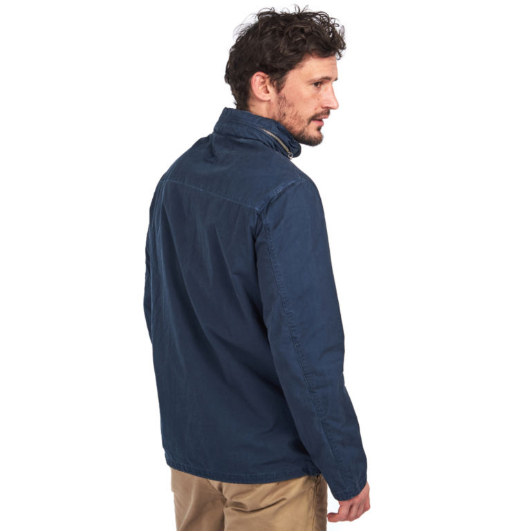 Barbour® Grent Casual Jacket - NAVY image number 2