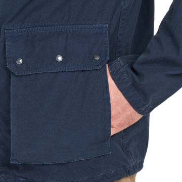 Barbour® Grent Casual Jacket - NAVY image number 4