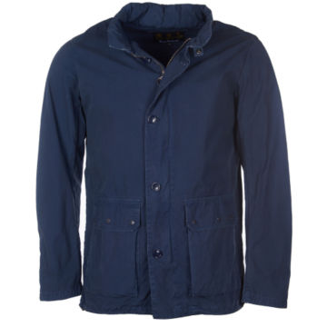 Barbour® Grent Casual Jacket - NAVY image number 0