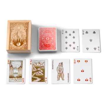 Great Outdoors Playing Cards -  image number 0