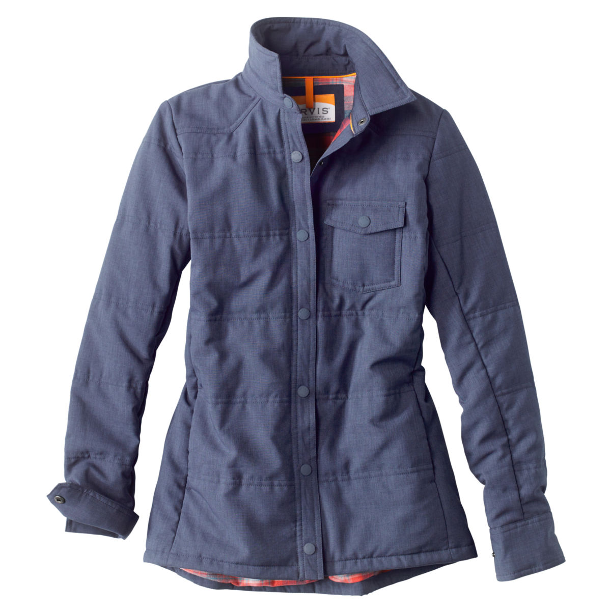 Women's Tech Chambray Shirt Jacket - image number 0