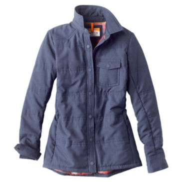 Women's Tech Chambray Shirt Jacket -