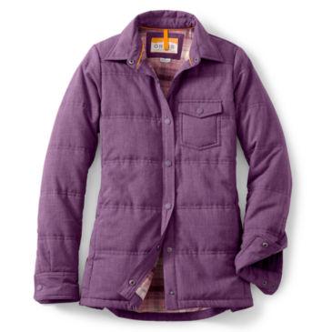Women's Tech Chambray Shirt Jacket -