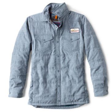 Tech Chambray Shirt Jacket -
