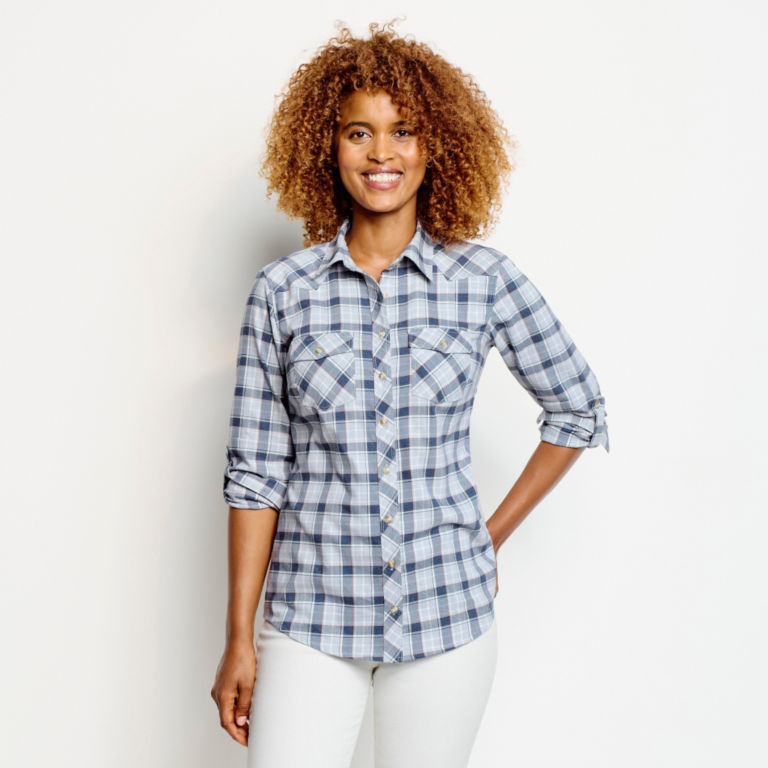 Rock Creek Flannel Shirt -  image number 0