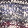 Alpaca-Blend Blanket Cardigan Sweater - BLUE MULTI