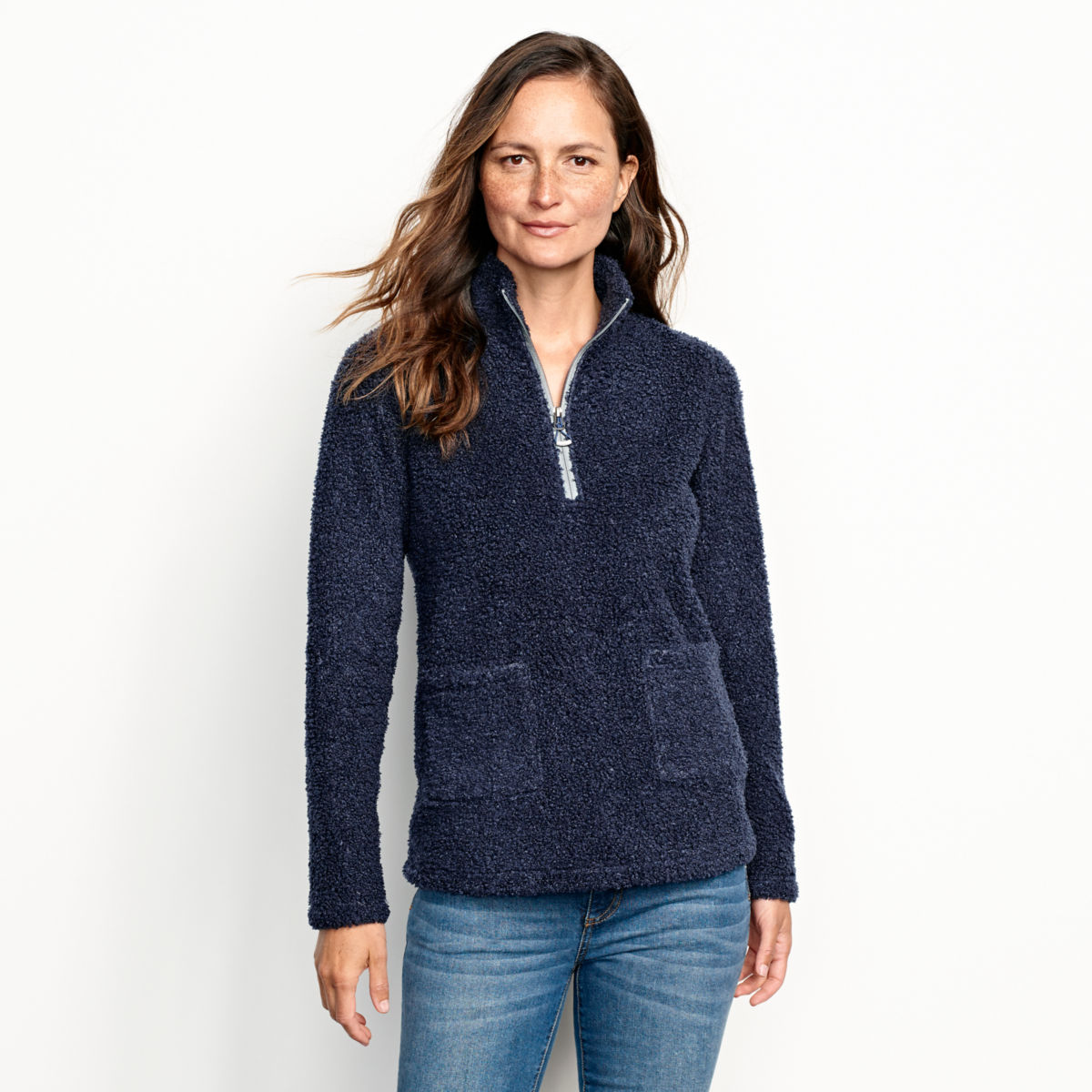 Sherpa Pullover - image number 0