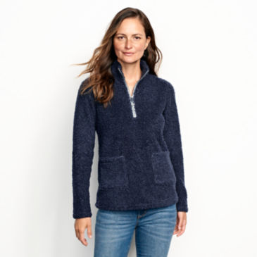 Sherpa Pullover -