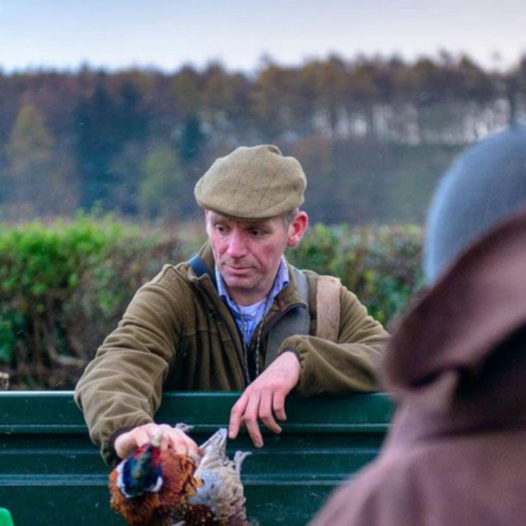 Scottish Driven Shoot at Craigsanquhar -  image number 3