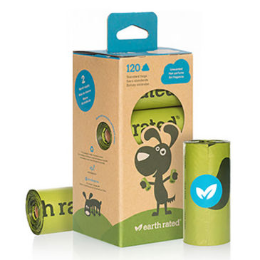 Eco-Friendly Poop Bags -