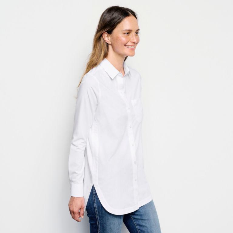 Wrinkle-Free Tunic Shirt -  image number 2