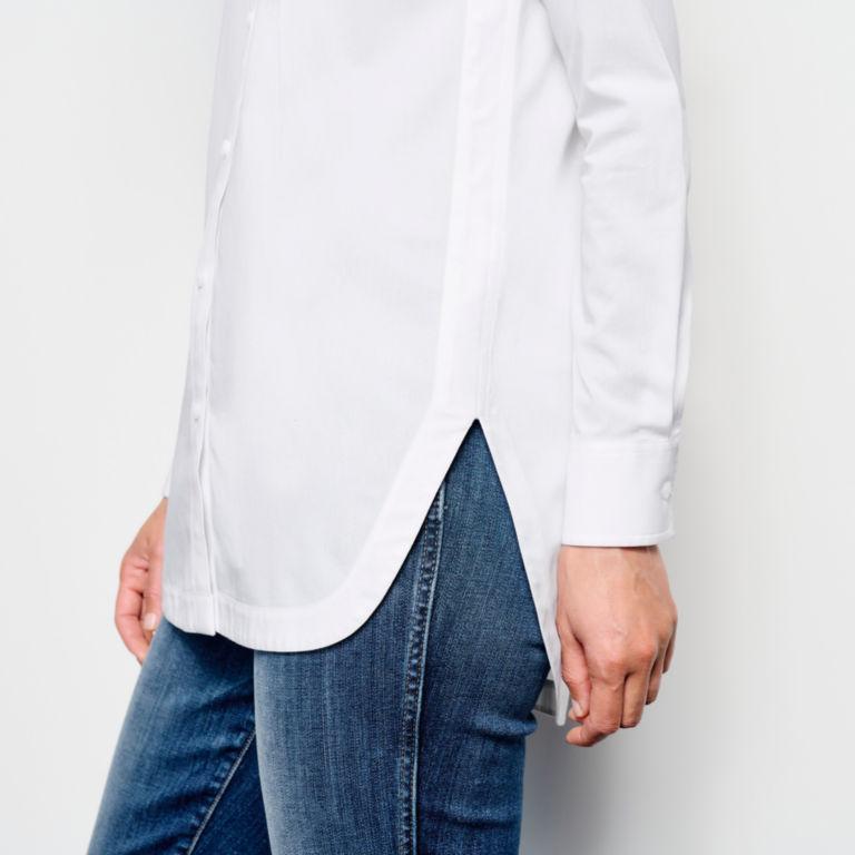 Wrinkle-Free Tunic Shirt -  image number 5