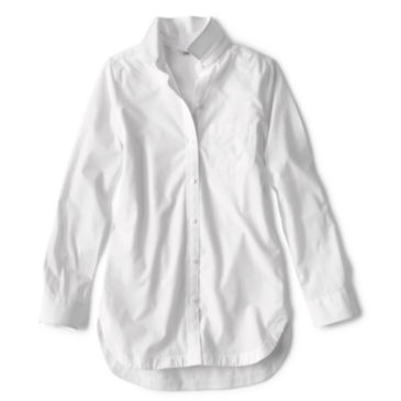 Wrinkle-Free Tunic Shirt -