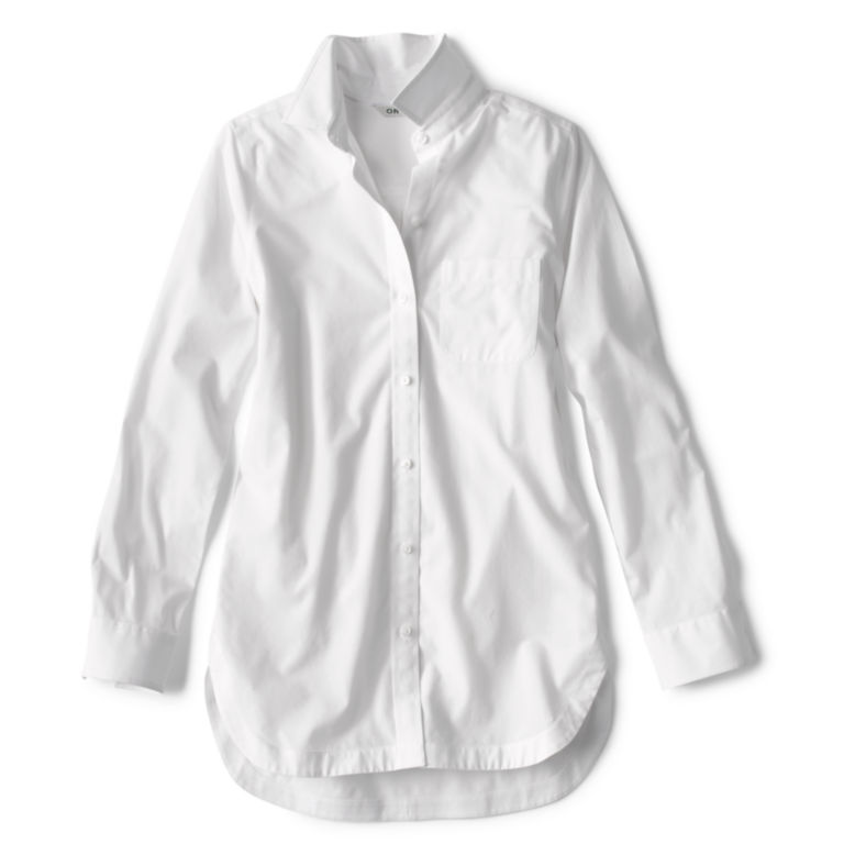 Wrinkle-Free Tunic Shirt -  image number 0