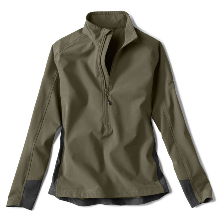 Women's PRO LT Softshell Pullover -  image number 5