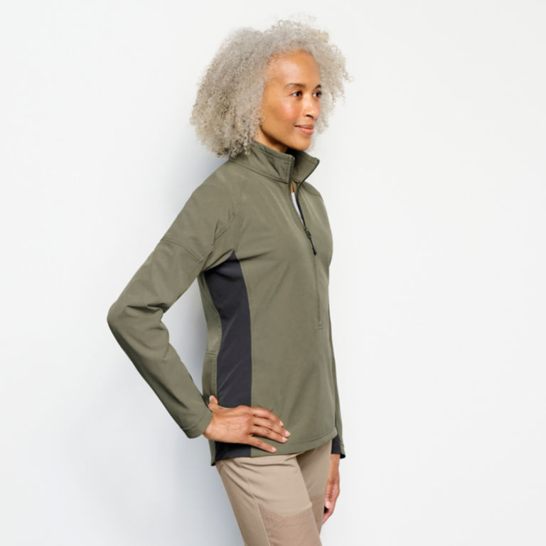 Women's PRO LT Softshell Pullover -  image number 1