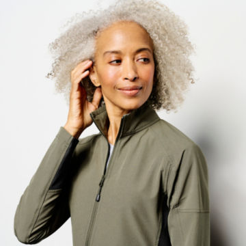 Women's PRO LT Softshell Pullover -  image number 3
