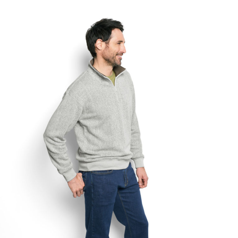 Ultra-Ragg Zipneck Sweatshirt -  image number 2