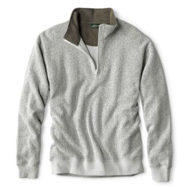 Ultra-Ragg Zipneck Sweatshirt -