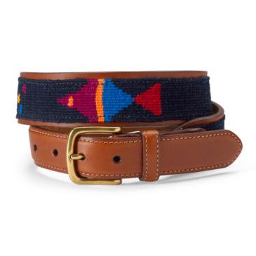 Latigo Leather Pescador Belt -