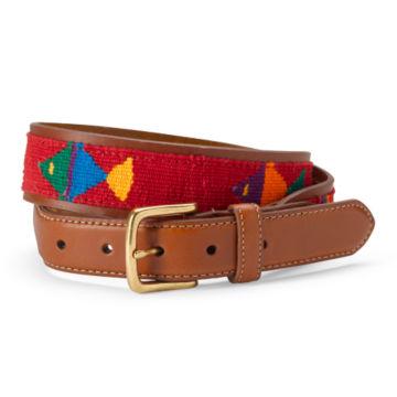 Latigo Leather Pescador Belt -  image number 1