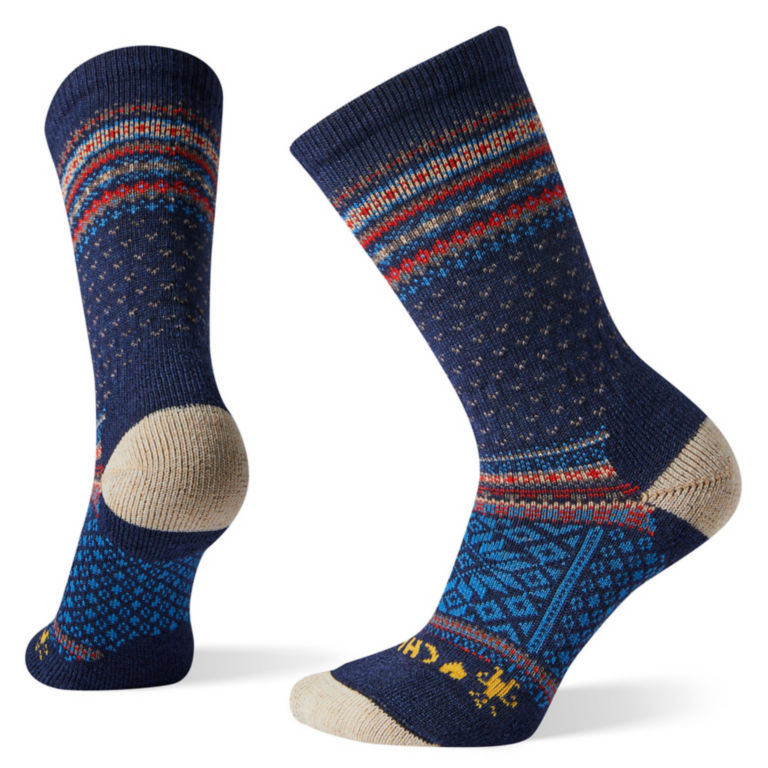 Smartwool®  CHUP Snowflake Volt Crew Socks -  image number 0