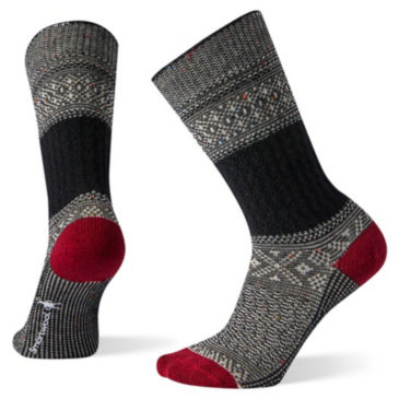 Smartwool®  Garter Stitch Crew Socks -