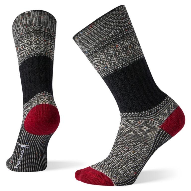 Smartwool®  Garter Stitch Crew Socks -  image number 0