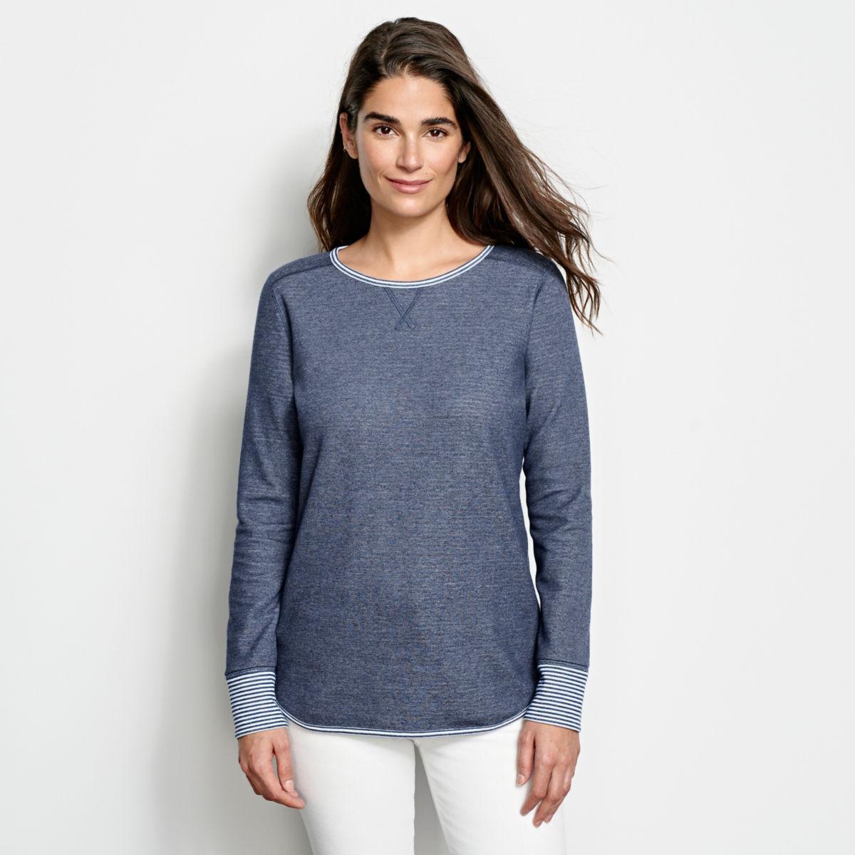 Reversible Journey Crew Sweatshirt - image number 0