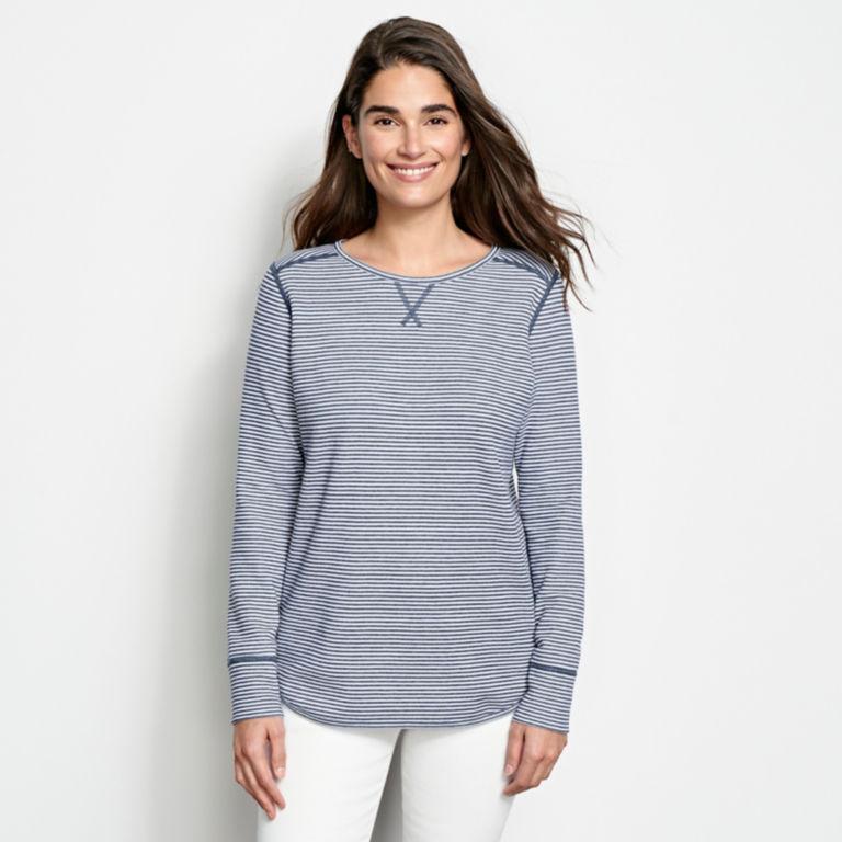 Reversible Journey Crew Sweatshirt -  image number 1