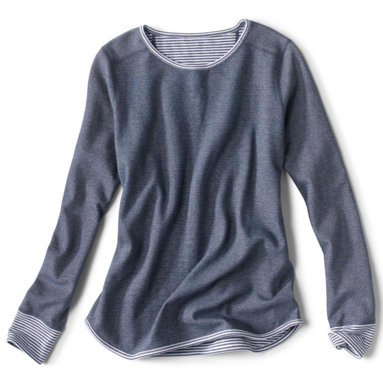 Reversible Journey Crew Sweatshirt -  image number 4