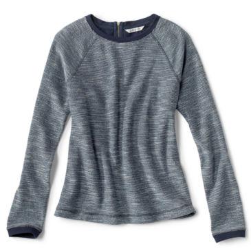 Crewneck Multi Terry Sweatshirt -