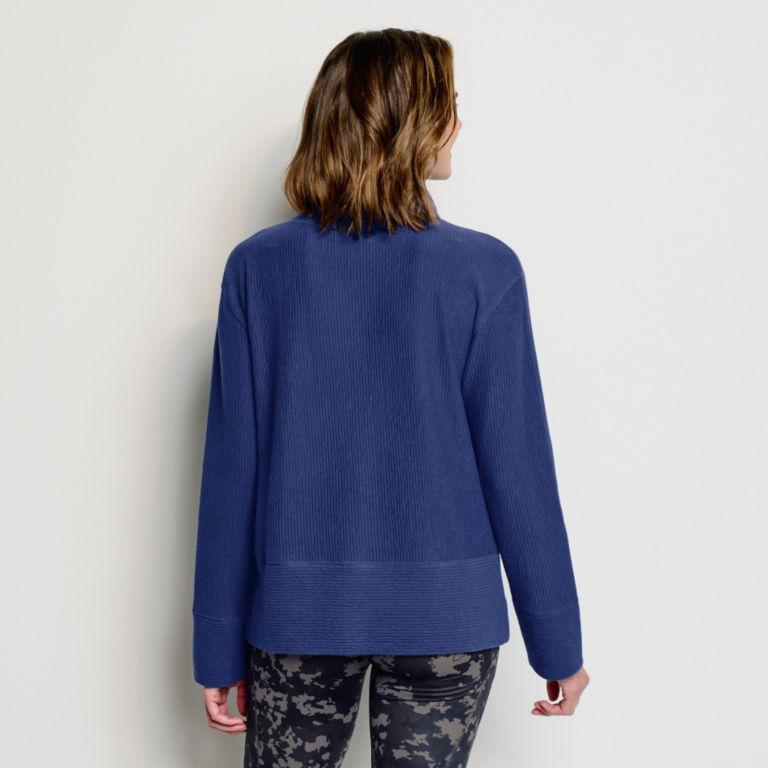 Textured Cowl Sweatshirt -  image number 2
