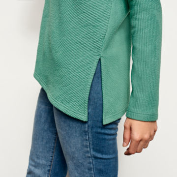 Textured Crew Sweatshirt -  image number 4
