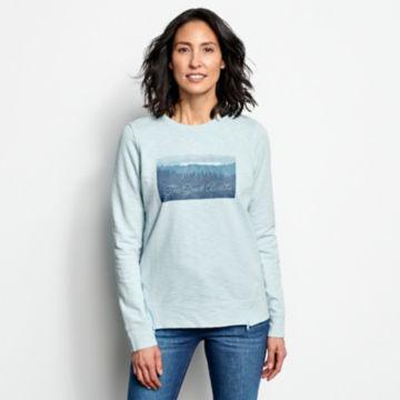 Sunwashed Great Awaits Sweatshirt -  image number 0