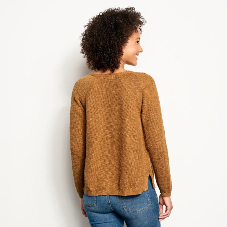Easy V-Neck Sweater -  image number 2
