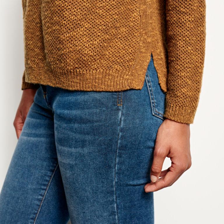 Easy V-Neck Sweater -  image number 4
