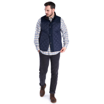 Barbour®  Collthermo Weave Long-Sleeved Shirt - ECRUimage number 5