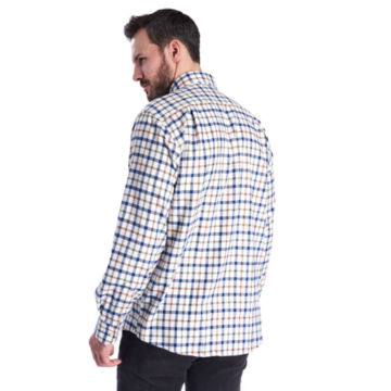 Barbour®  Collthermo Weave Long-Sleeved Shirt - ECRUimage number 1